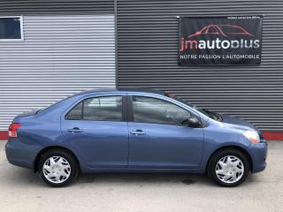 Used 2007 Toyota Yaris Berline 4 portes BA for sale in Québec, QC