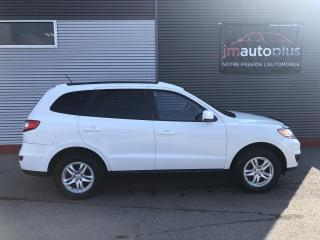 Used 2010 Hyundai Santa Fe Traction intégrale V6,  auto for sale in Québec, QC