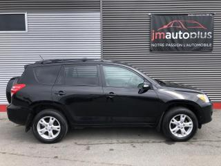 Used 2011 Toyota RAV4 Rav4 4WD Noir for sale in Québec, QC