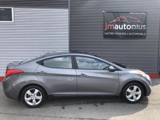 Used 2012 Hyundai Elantra Berline, automatique, GLS for sale in Québec, QC