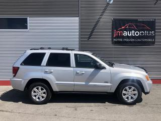 Used 2008 Jeep Grand Cherokee 4 RM 4 portes Laredo for sale in Québec, QC