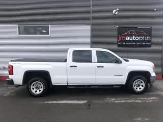 Used 2015 GMC Sierra 1500 cabine multiplace, 4 RM, Boîte 6 pieds for sale in Québec, QC