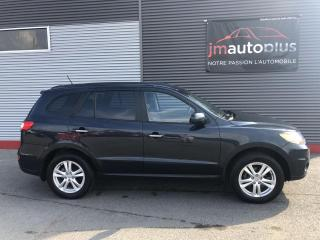 Used 2010 Hyundai Santa Fe Traction intégrale 4 portes V6 Auto Limi for sale in Québec, QC