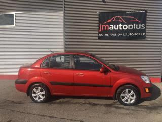 Used 2008 Kia Rio Berline 4 portes, boîte automatique, EX for sale in Québec, QC