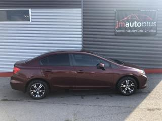 Used 2012 Honda Civic 4 portes, boîte manuelle, LX for sale in Québec, QC