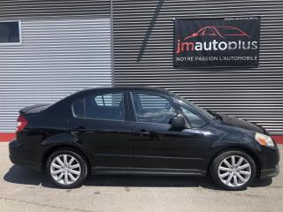 Used 2011 Suzuki SX4 Berline 4 portes Sport, boîte Automatiqu for sale in Québec, QC