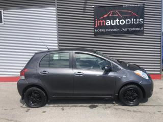 Used 2010 Toyota Yaris Hayon 5 portes, boîte manuelle, LE for sale in Québec, QC