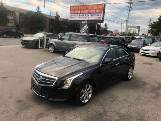 Used 2013 Cadillac ATS Luxury for sale in Toronto, ON