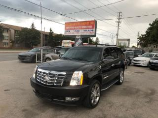 Used 2012 Cadillac Escalade LUXURY for sale in Toronto, ON