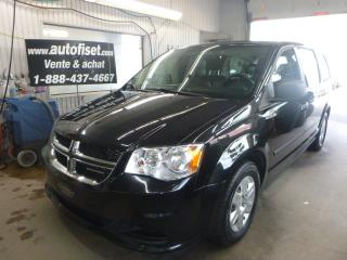 Used 2012 Dodge Grand Caravan 2012 Dodge Grand Caravan - 4dr Wgn SE for sale in St-Raymond, QC
