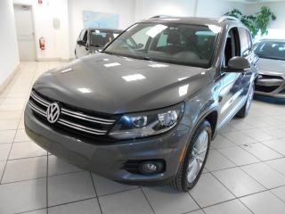 Used 2012 Volkswagen Tiguan HIGHLINE 4 motion **TOIT PANO,CUIR,IMPEC for sale in Montréal, QC