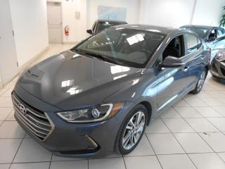 Used 2017 Hyundai Elantra LIMITED **CUIR,TOIT,MAGS,IMBATTABLE** for sale in Montréal, QC