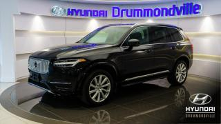 Used 2016 Volvo XC90 T8 INSCRIPTION + HYBRID + GARANTIE !! for sale in Drummondville, QC