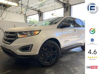Used 2018 Ford Edge Sel Ti for sale in St-Hyacinthe, QC