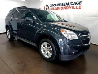 Used 2014 Chevrolet Equinox 1LT for sale in Drummondville, QC