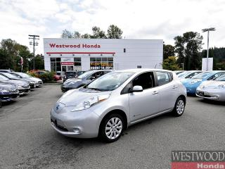 Used 2017 Nissan Leaf S for sale in Port Moody, BC