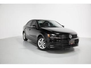 Used 2016 Volkswagen Jetta Sedan Trendline Plus for sale in Vaughan, ON