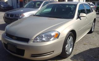 Used 2011 Chevrolet Impala LT for sale in St. Catharines, ON