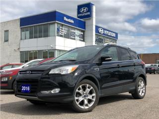 Used 2016 Ford Escape 2016 Ford Escape - 4WD 4dr Titanium for sale in Toronto, ON