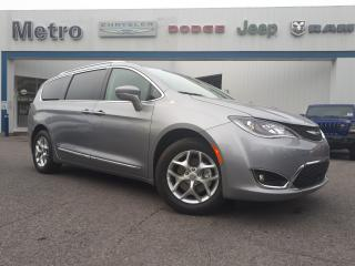 Used 2020 Chrysler Pacifica Touring-L Plus for sale in Ottawa, ON