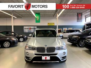 Used 2016 BMW X3 xDrive28d *CERTIFIED!* |NAV|PANO ROOF|HEADS-UP| for sale in North York, ON