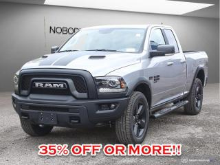 Used 2019 RAM 1500 Classic Warlock for sale in Mississauga, ON