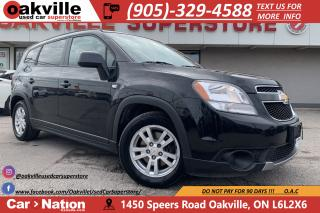 Used 2013 Chevrolet Orlando 1LT | SIRIUS XM | ALLOYS | BLUETOOTH | RMT STRT for sale in Oakville, ON