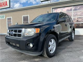 Used 2012 Ford Escape XLT for sale in Tilbury, ON