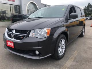 Used 2019 Dodge Grand Caravan SXT Premium Plus for sale in Hamilton, ON
