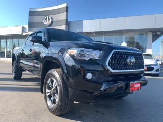 Used 2018 Toyota Tacoma TRD SPORT LEATHER NAVI SUNROOF REAR CAMERA 16,000K for sale in Langley, BC