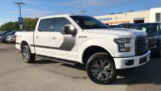 Used 2016 Ford F-150 XLT 5.0L V8 NAVIGATION HEATED SEATS for sale in Midland, ON