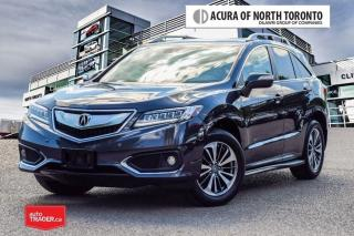 Used 2016 Acura RDX Elite at TOP OF THE Line No Accident| Parking Sens for sale in Thornhill, ON