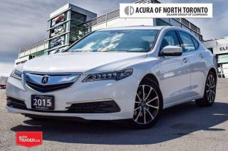 Used 2015 Acura TLX 3.5L SH-AWD w/Tech Pkg No Accident| 7 Yrs Warranty for sale in Thornhill, ON