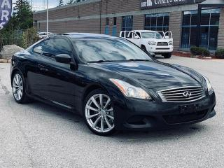 Used 2008 Infiniti G37 S 2dr for sale in Barrie, ON