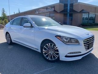 Used 2015 Hyundai Genesis Sedan 4dr Sdn for sale in Barrie, ON