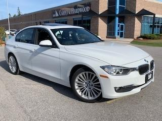 Used 2015 BMW 3 Series 4DR SDN 328D XDRIVE AWD for sale in Barrie, ON