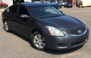 Used 2012 Nissan Altima 4dr Sdn I4 2.5 S for sale in Barrie, ON