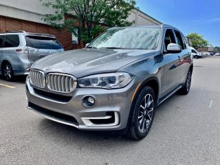 Used 2016 BMW X5 AWD 4dr xDrive35d, 7 PASSENGER, DRIVE ASSIST for sale in North York, ON