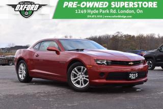 Used 2015 Chevrolet Camaro LS 1LS - Low Kms, Rare, Manual for sale in London, ON