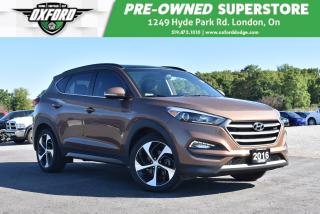 Used 2016 Hyundai Tucson Limited - One Owner, Low Kms, Well Maintained for sale in London, ON