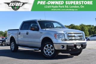Used 2014 Ford F-150 XLT - Very Clean Interior, Trailer Hitch, Bedliner for sale in London, ON