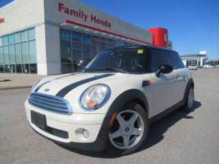 Used 2008 MINI Cooper PUSH TO START | HEATED SEATS for sale in Brampton, ON