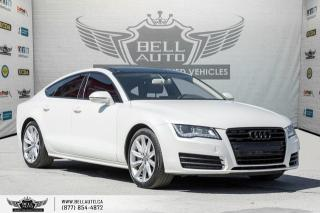 Used 2014 Audi A7 3.0T Progressiv, AWD, SENSORS, SUNROOF, PUSH START for sale in Toronto, ON