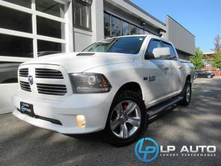 Used 2016 RAM 1500 SPORT for sale in Richmond, BC
