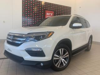 Used 2017 Honda Pilot EX bas kilométrage certifié for sale in Terrebonne, QC