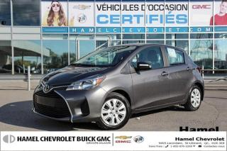 Used 2017 Toyota Yaris LE for sale in St-Léonard, QC