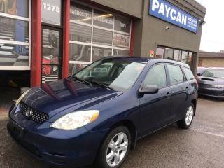 Used 2004 Toyota Matrix for sale in Kitchener, ON