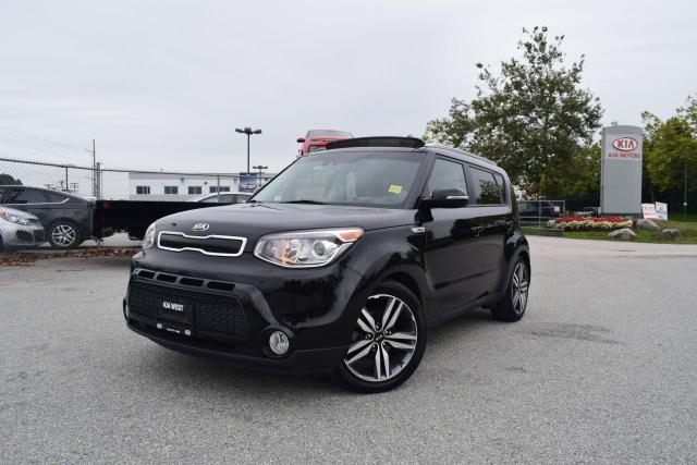2016 Kia Soul Exclaim LEATHER/ROOF/NAVI