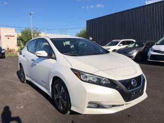 Used 2018 Nissan Leaf SL  - Navigation -  Heated Seats - $261 B/W for sale in Ottawa, ON