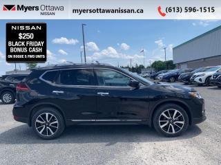 Used 2020 Nissan Rogue AWD SL for sale in Ottawa, ON